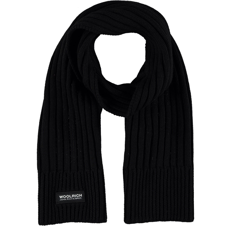 Afbeelding van Woolrich WKACC1148 kinder sjaal zwart