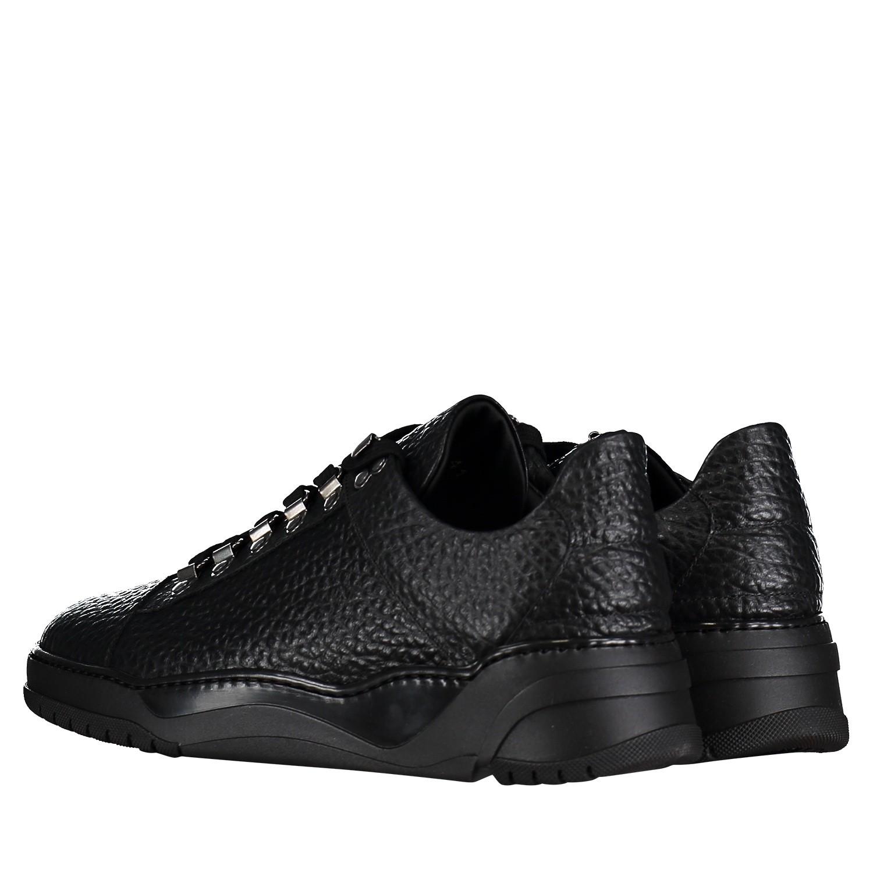 Bij Coccinelle Stokton 669d Heren Zwart Sneakers MGVUzpSq