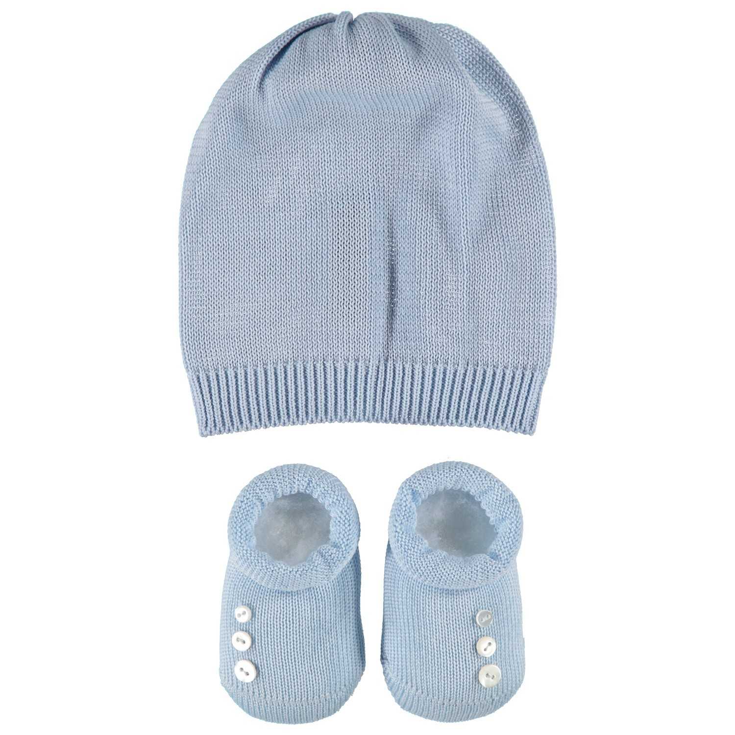 Picture of Story Loris 21134 baby set light blue