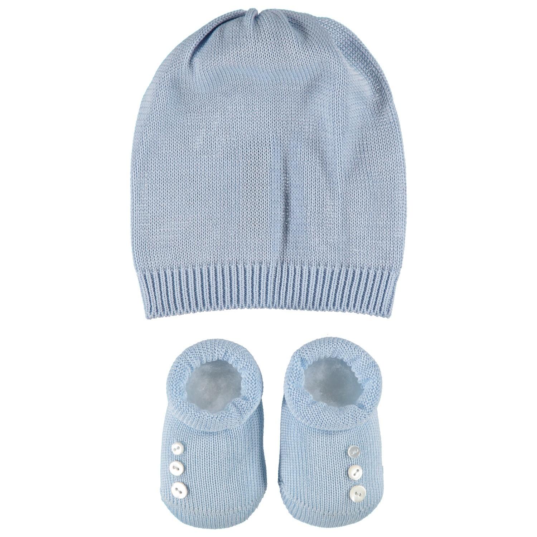 Afbeelding van Story Loris 21134 babysetje licht blauw