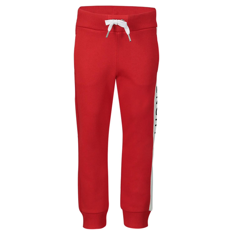Afbeelding van Givenchy H04055 babybroekje rood