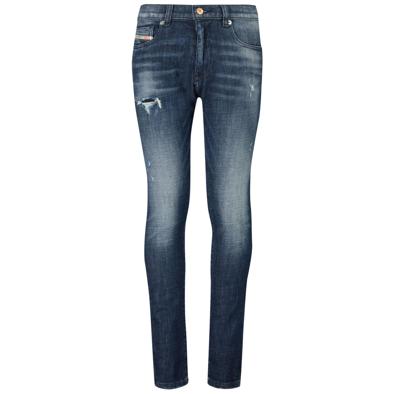 Afbeelding van Diesel J00155 kinderbroek jeans