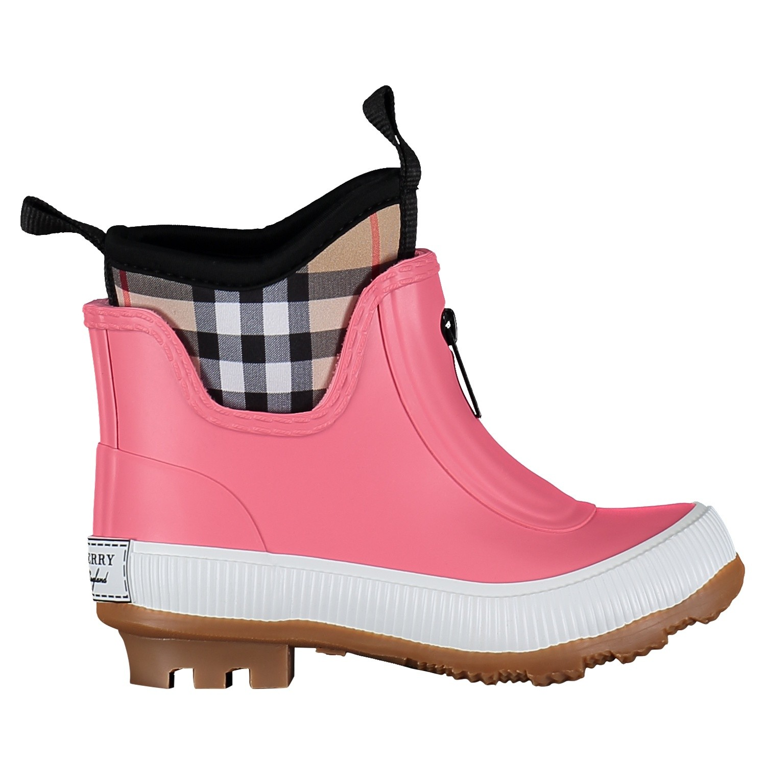 Picture of Burberry 4075997 kids boots pink