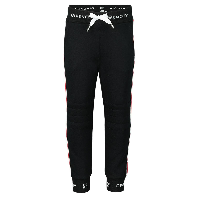 Afbeelding van Givenchy H04056 babybroekje zwart
