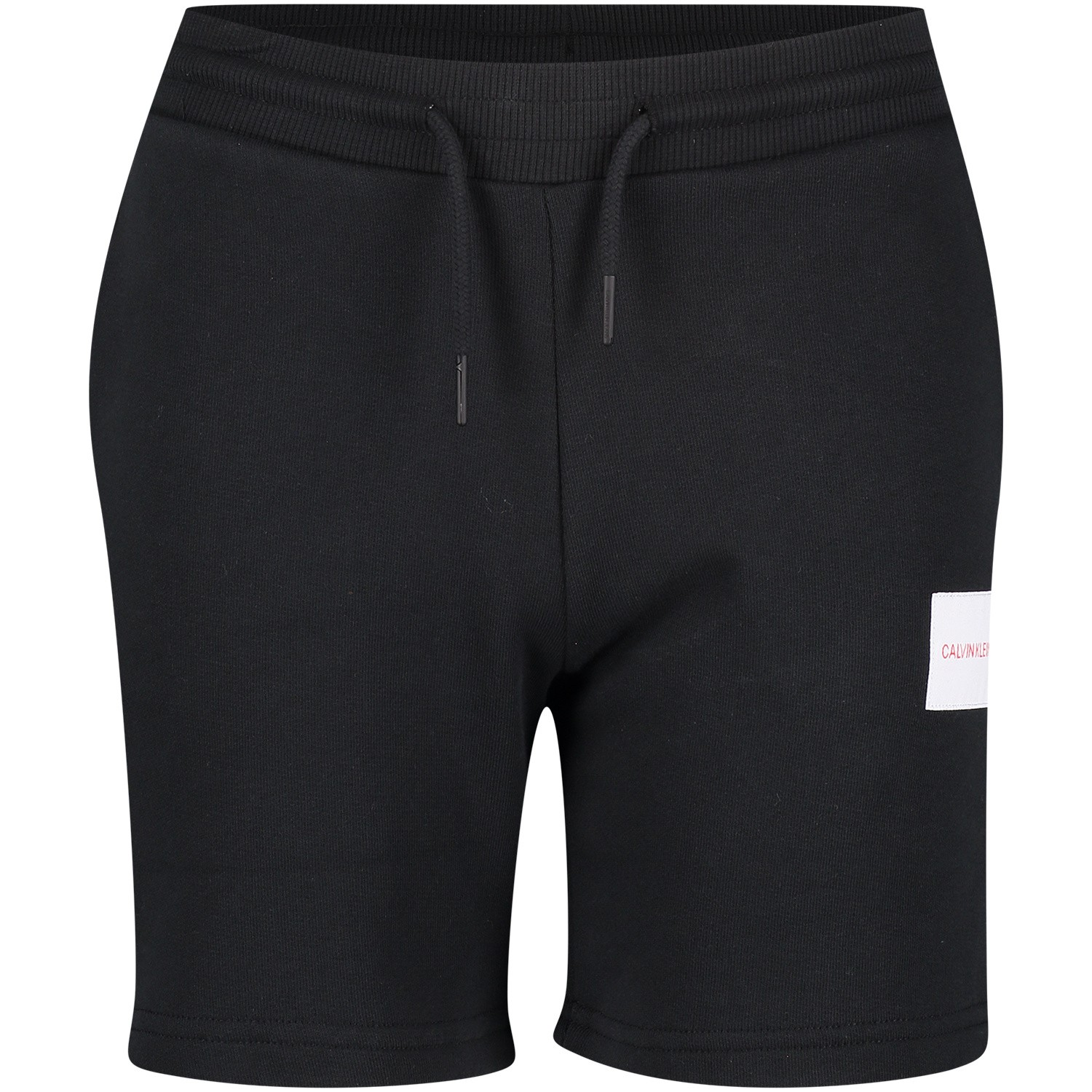 Picture of Calvin Klein IB0IB00105 kids shorts black