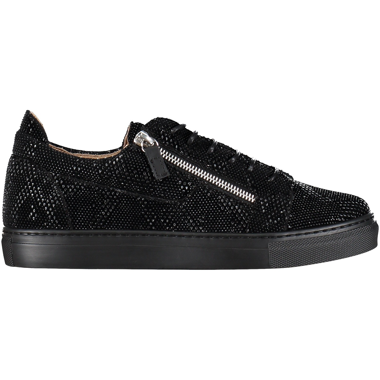 Picture of Guiseppe Zanotti SBE8701 kids sneakers black