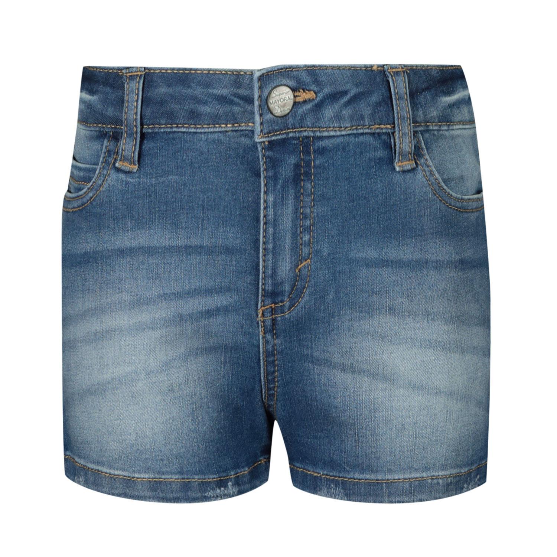 Afbeelding van Mayoral 236 kinder shorts jeans