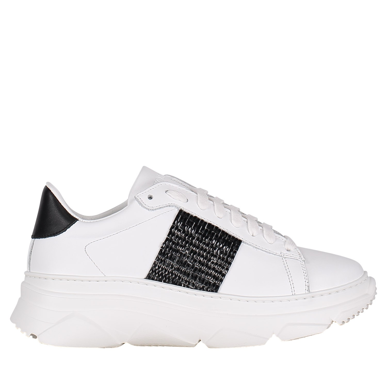 456db3a915f Afbeelding van Stokton 760D dames sneakers wit