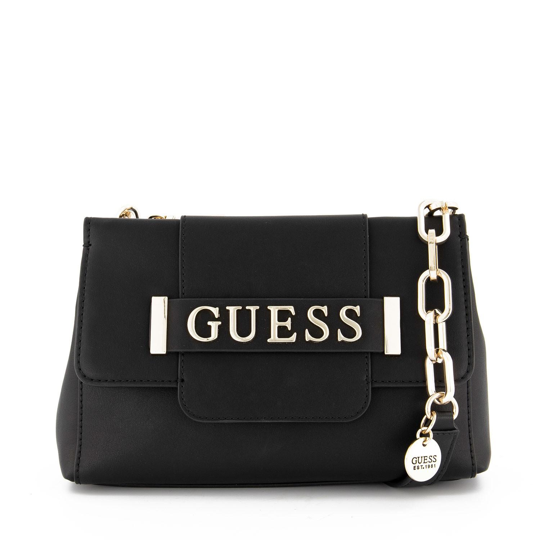 Afbeelding van Guess HWVG7442140 dames tas zwart