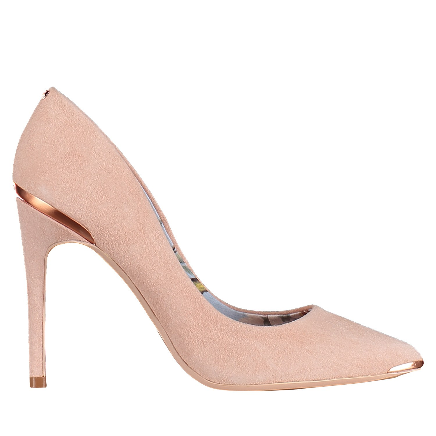 Picture of Ted Baker 918161 pumps light beige