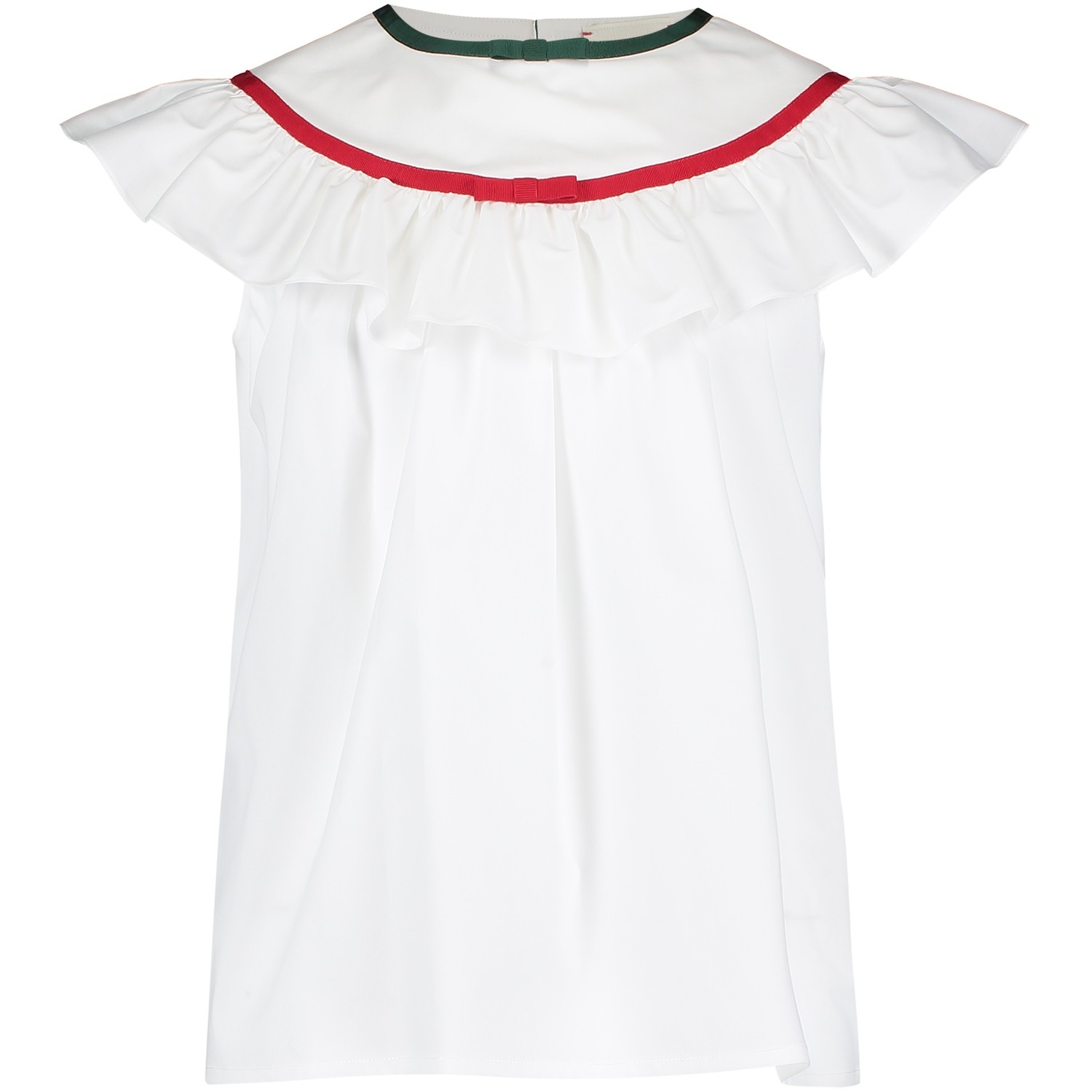 Picture of Gucci 492017 kids shirt white