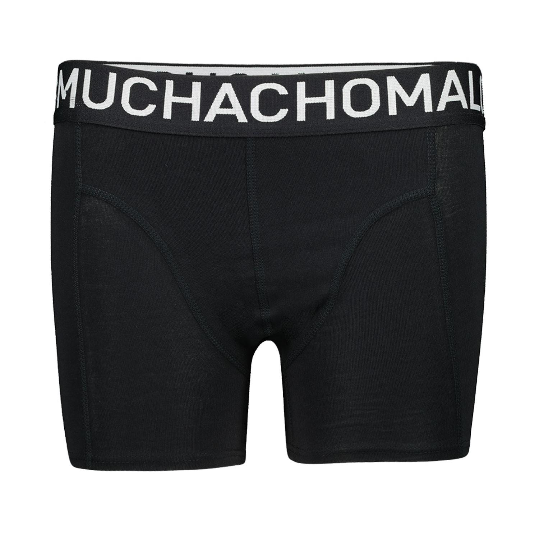 Afbeelding van Muchachomalo CANS1010 kinderondergoed zwart
