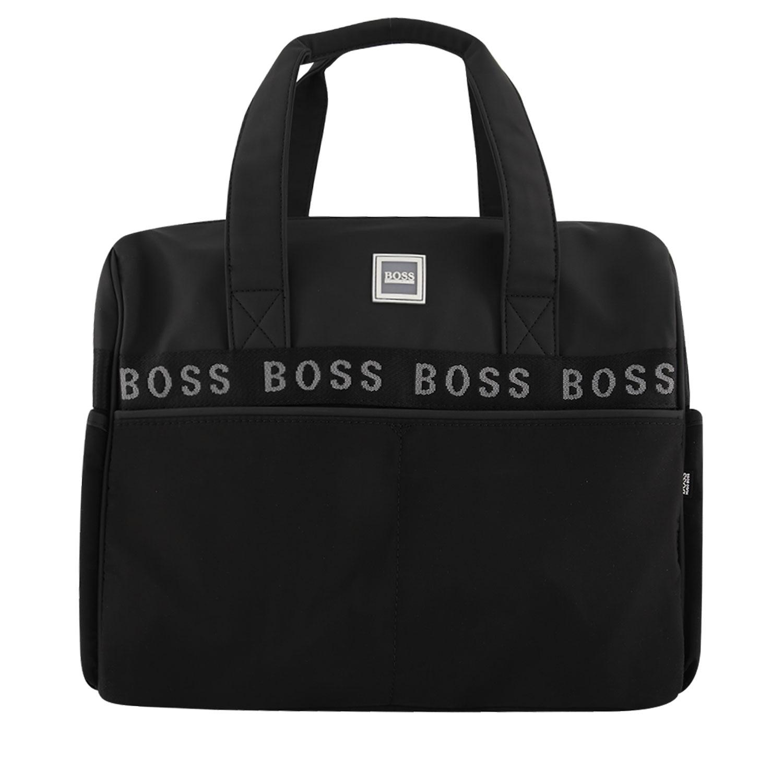 Afbeelding van Boss J90208 luiertas zwart