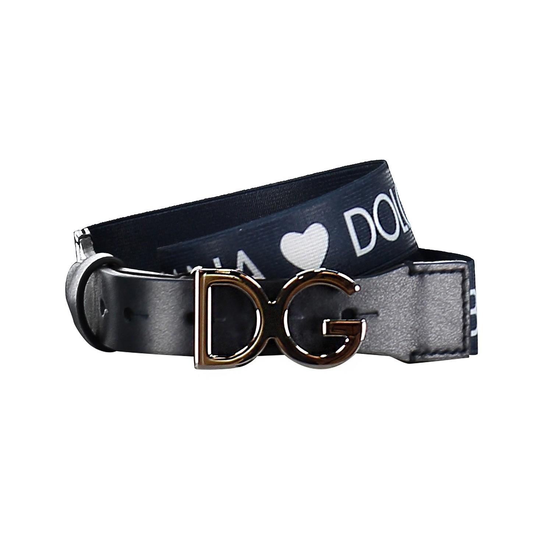 Afbeelding van Dolce & Gabbana EE0040 kinderriem navy