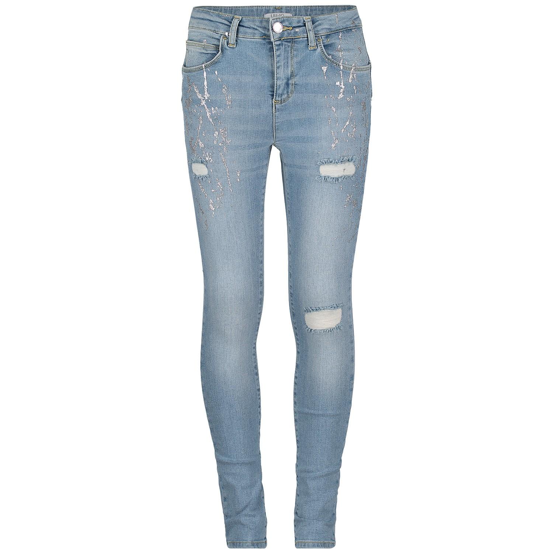 Afbeelding van Liu Jo G19087 kinderbroek jeans