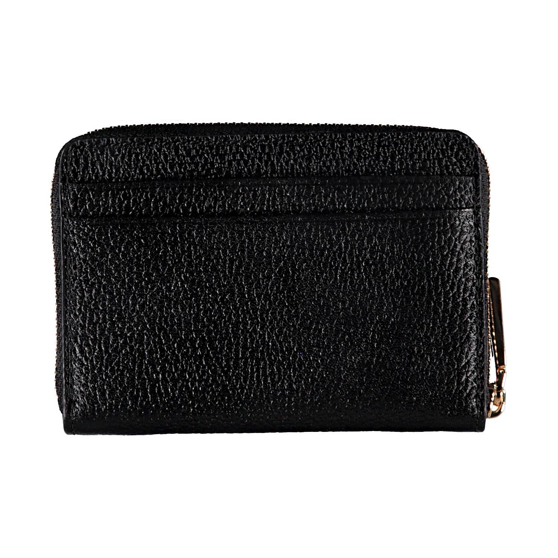 c0e221781ca Michael Kors 32T8Gf6Z1L dames dames portemonnee zwart bij Coccinelle