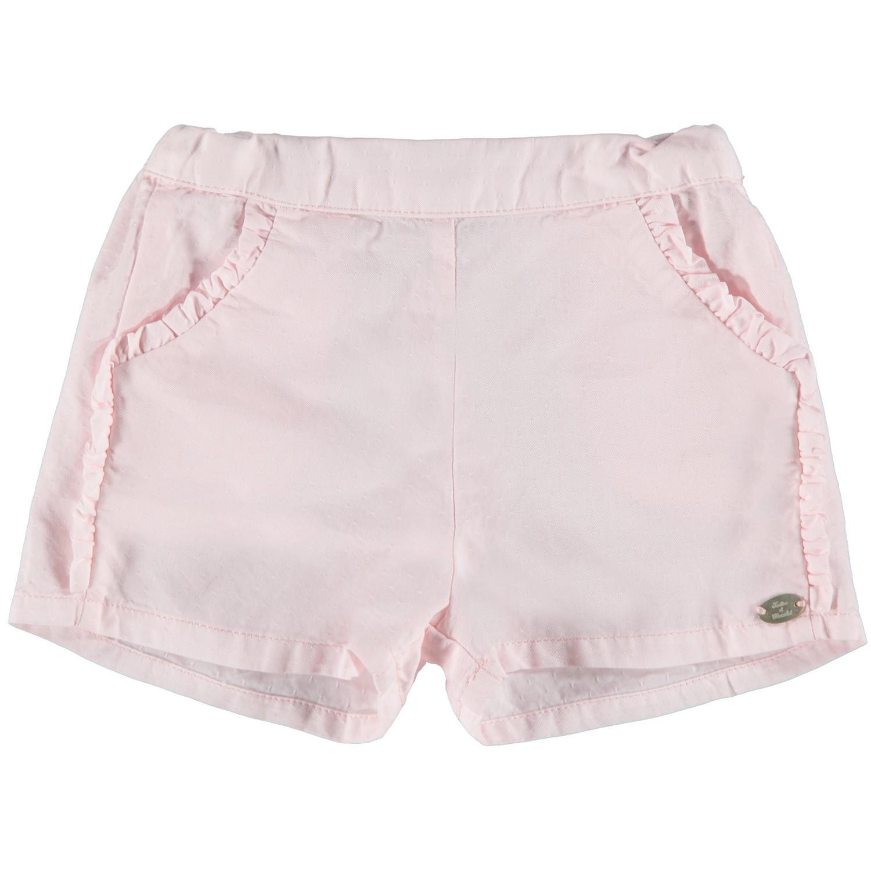 Afbeelding van Tartine et Chocolat TN26081 Joggingshorts licht roze