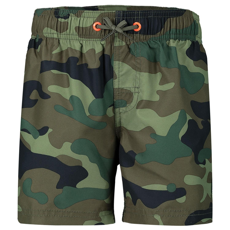 Afbeelding van Sundek B504BDP0153 B baby badkleding army
