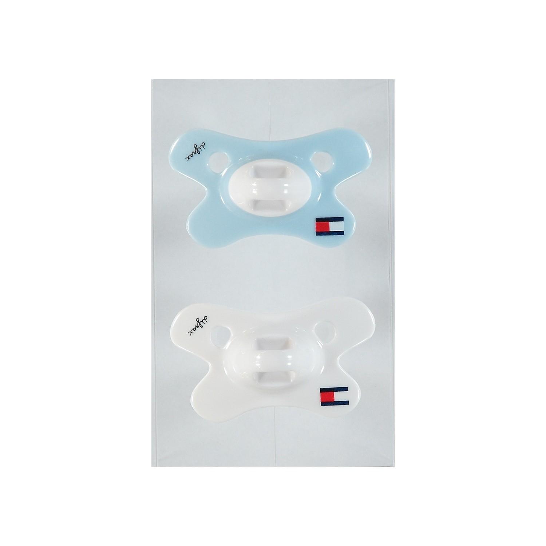 Afbeelding van Tommy Hilfiger KN0KN00492 baby accessoire licht blauw