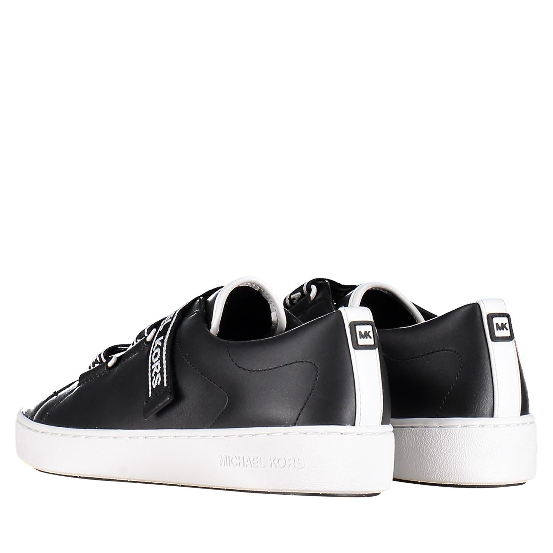 75d10a81045 Michael Kors 43S9Csfs2L dames dames sneakers zwart bij Coccinelle