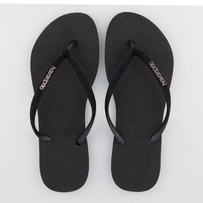 5478115acd81c5 Havaianas 4143975 dames dames slippers zwart bij Coccinelle