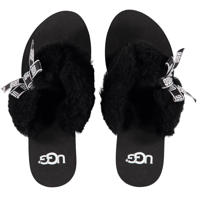 Afbeelding van Ugg 1101046 dames slippers zwart