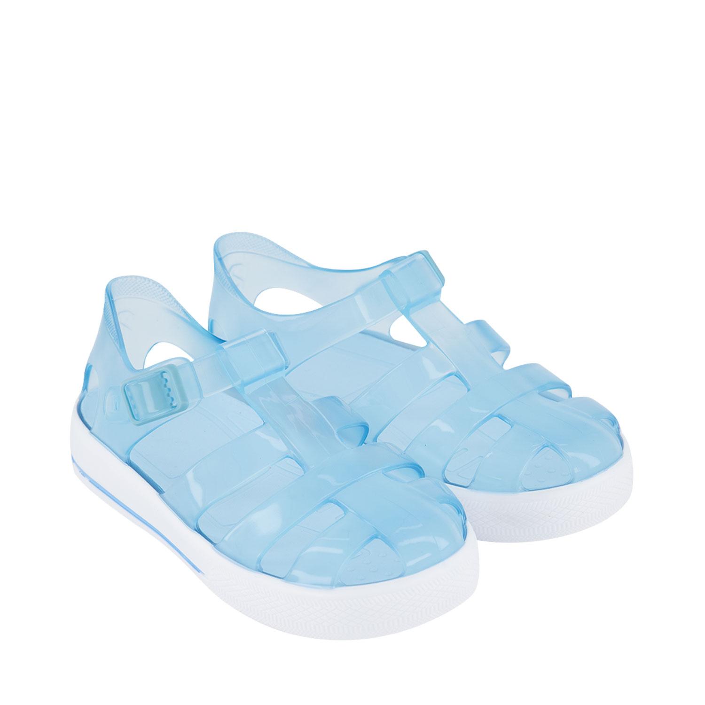 Afbeelding van Igor S10280 kindersandalen licht blauw