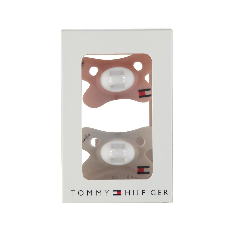Afbeelding van Tommy Hilfiger KN0KN00492 baby accessoire licht roze