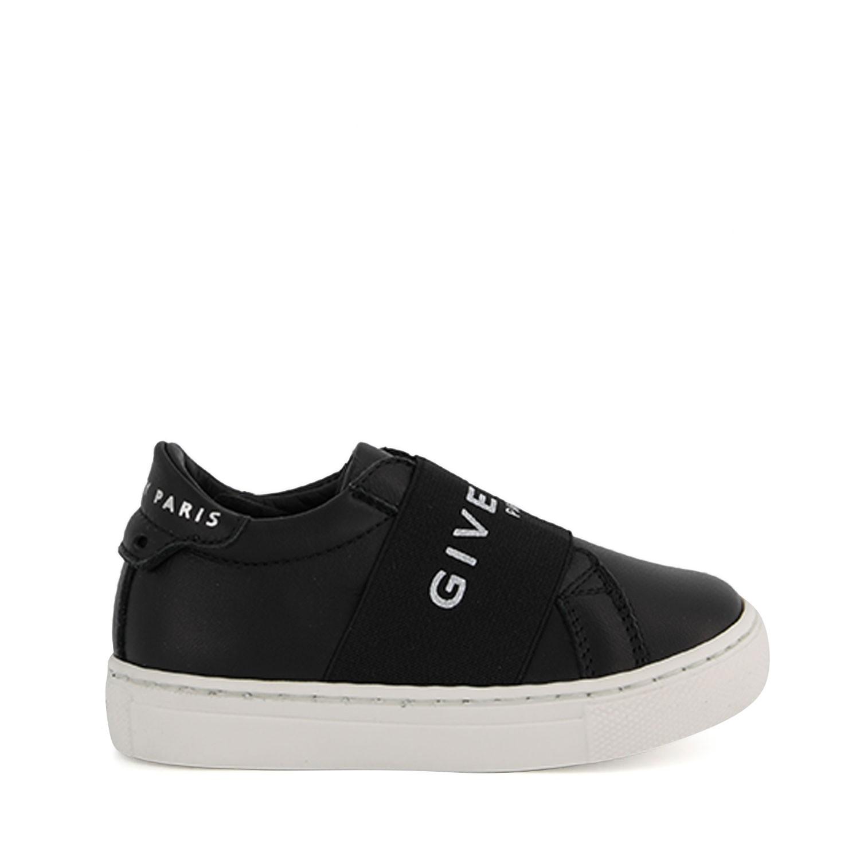Afbeelding van Givenchy H09008 kindersneakers zwart