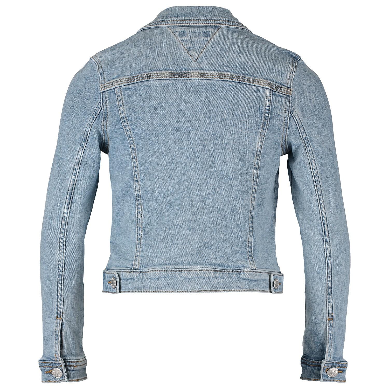 82a33ba6d Picture of Tommy Hilfiger KG0KG04232 kids jacket jeans