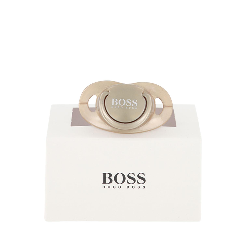 Afbeelding van Boss J90T59 babyaccessoire goud