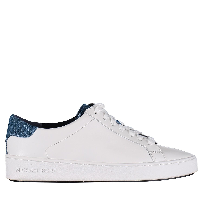 09d2450199f Michael Kors 43S9Irfs2L dames dames sneakers wit bij Coccinelle