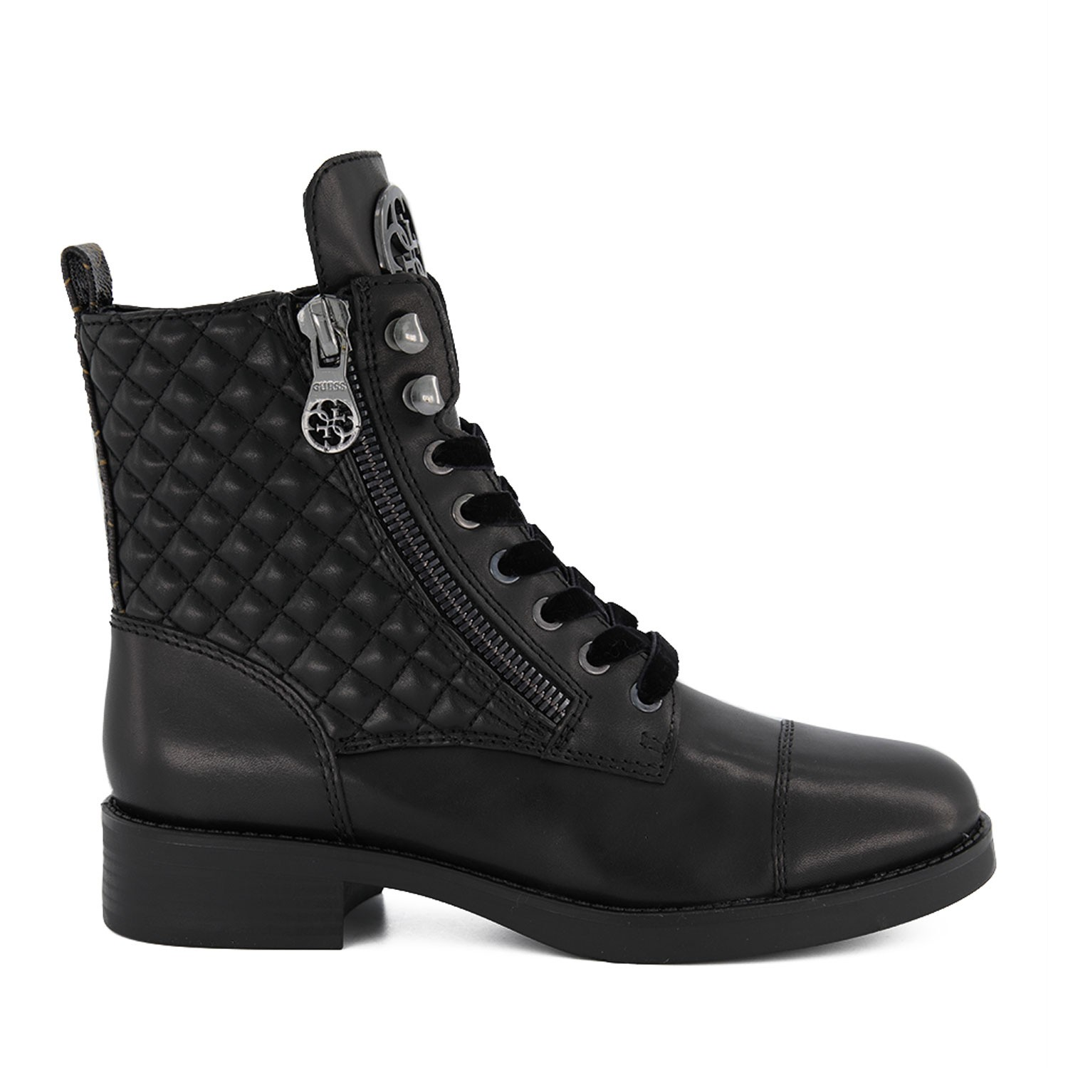 Picture of Guess FL8BEGFAL10 womens boots black