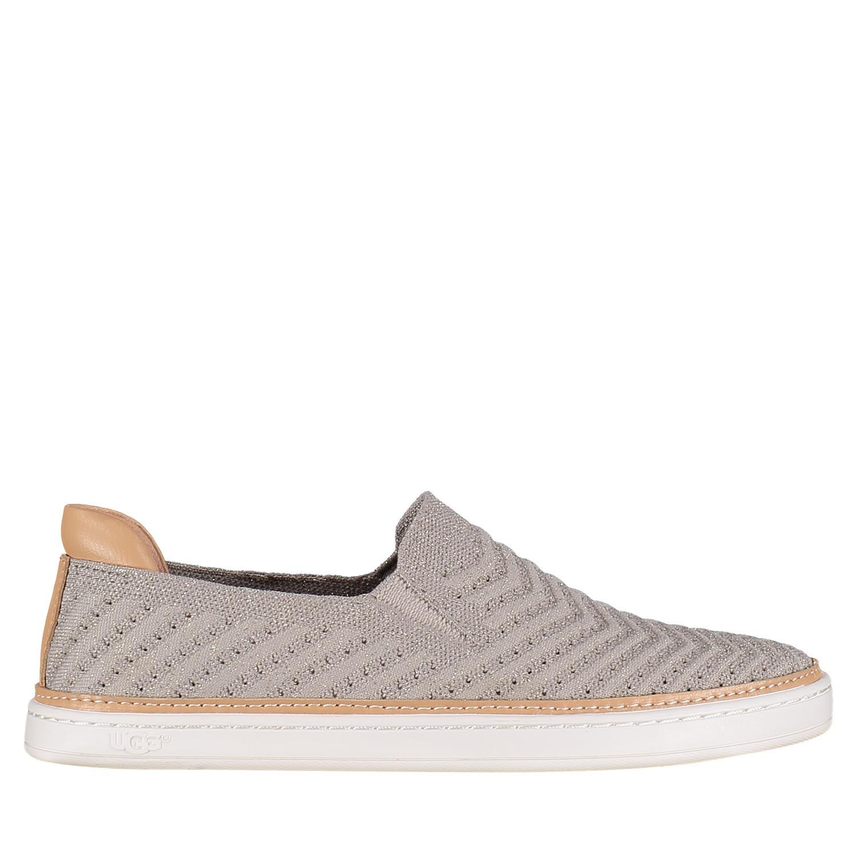 Afbeelding van Ugg 1099827 dames schoenen licht grijs