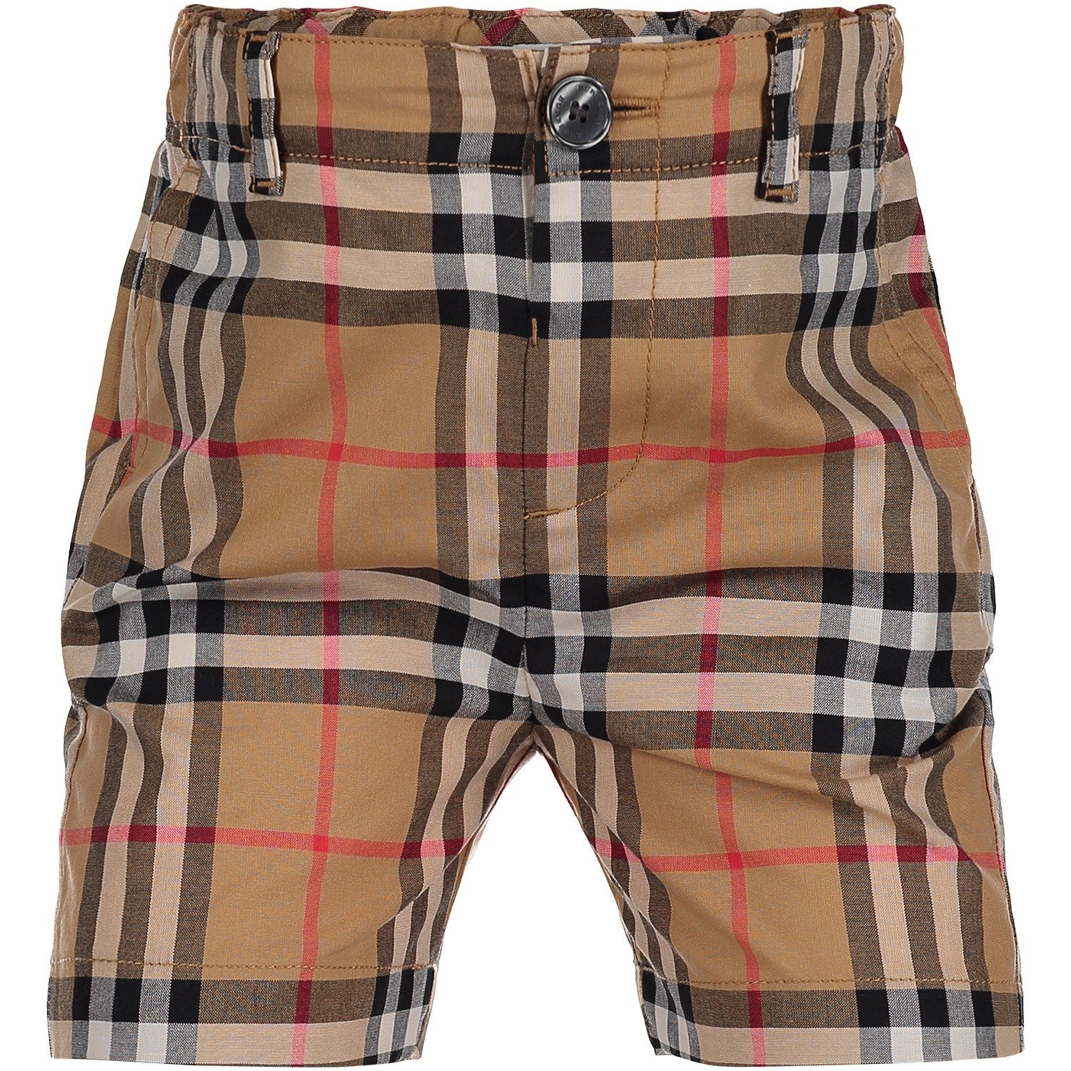 Picture of Burberry 8002631 baby shorts beige