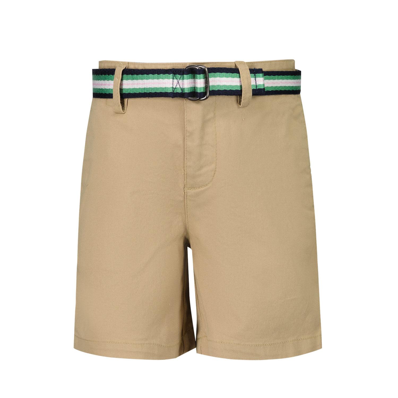 Afbeelding van Ralph Lauren 320832061 baby shorts khaki