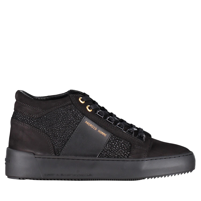 Afbeelding van Android Ahp19101 Heren Sneakers Zwart