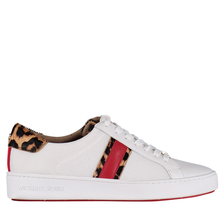 8f73b7eaa33 Michael Kors 43S9Irfs6D dames dames sneakers wit bij Coccinelle
