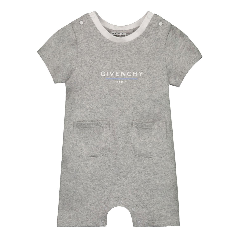 Afbeelding van Givenchy H94055 boxpakje licht grijs