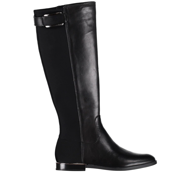 Afbeelding van Calvin Klein PERLINA dames laarzen zwart