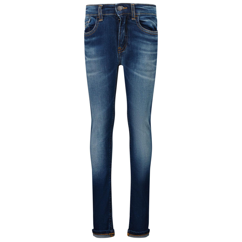 Afbeelding van Calvin Klein IB0IB00927 kinderbroek jeans