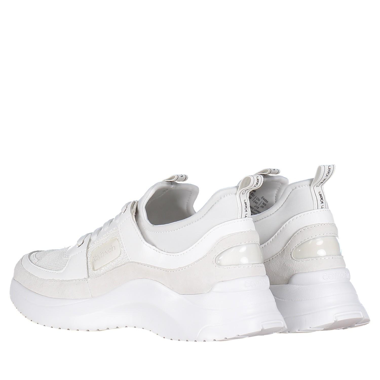 Ultra Klein Ivp1v8wq Dames Coccinelle Wit Sneakers Calvin Bij XiOPukZ