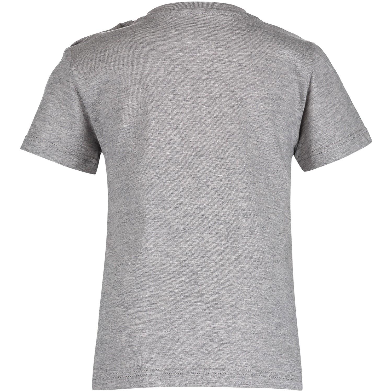 7bef0fc101b Gucci 526659 jongens baby t-shirt grijs bij Coccinelle