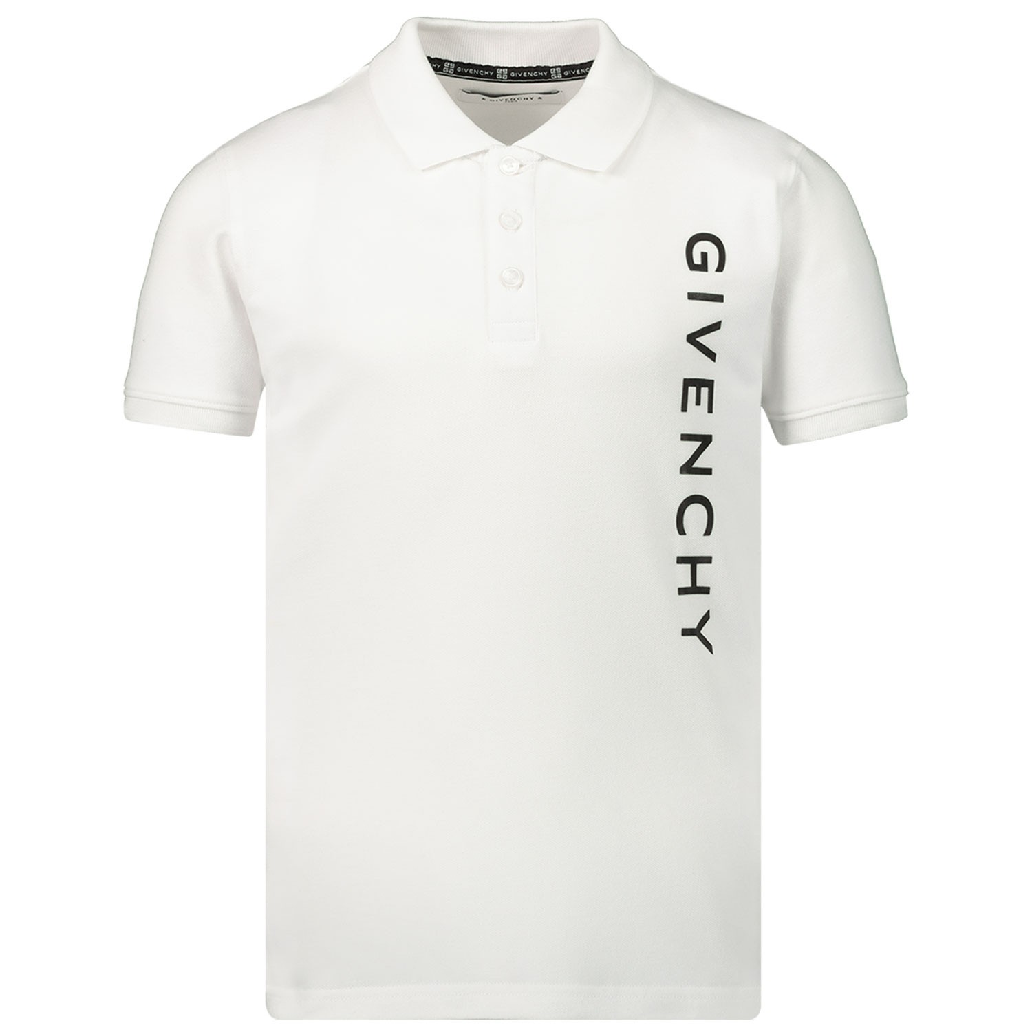 Afbeelding van Givenchy H25128 kinder polo wit