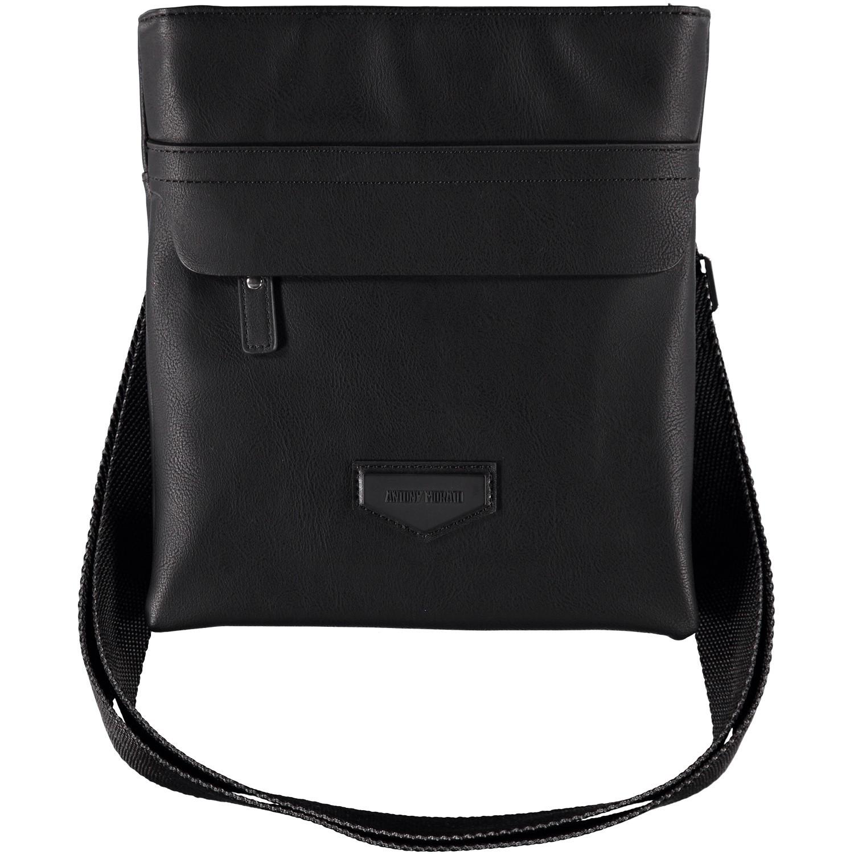 Picture of Antony Morato MMAB00167 mens bag black