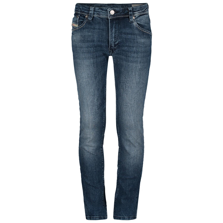 Afbeelding van Diesel 00J3RQ KXA97 kinderbroek jeans