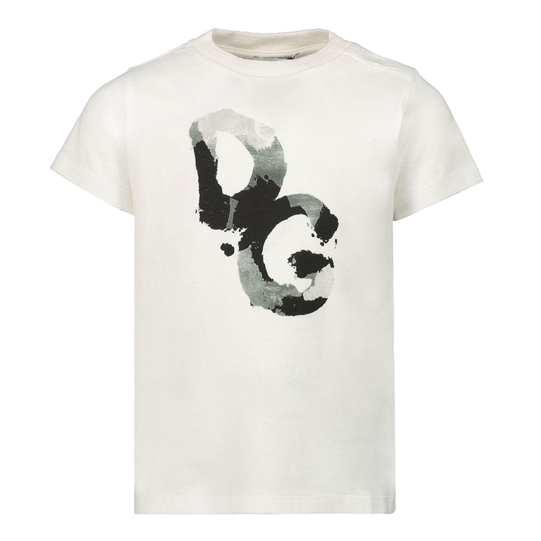Afbeelding van Dolce & Gabbana L1JT7W G7YFK baby t-shirt wit