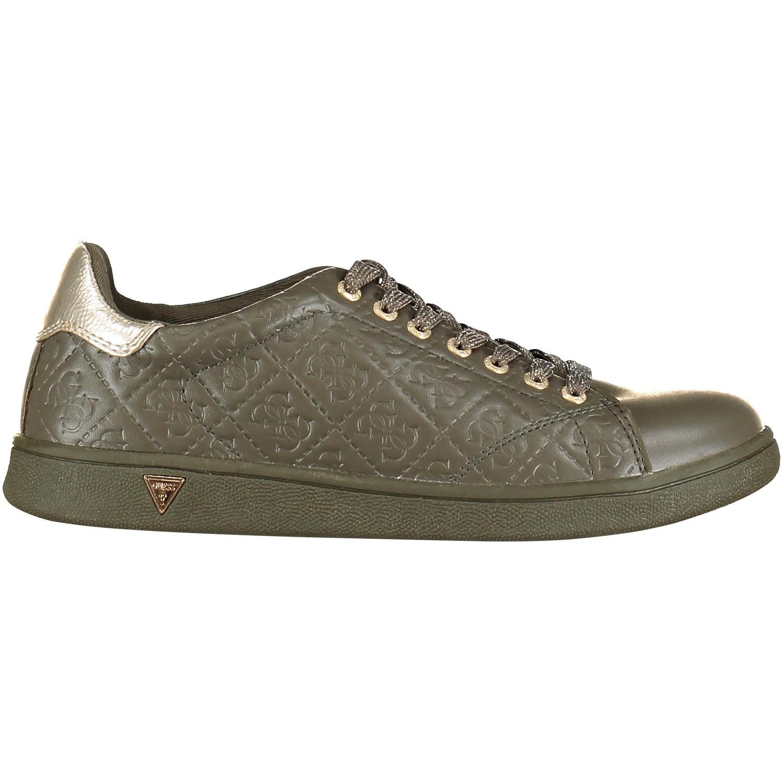 Afbeelding van Guess FLUPE3ELE12 dames sneakers army