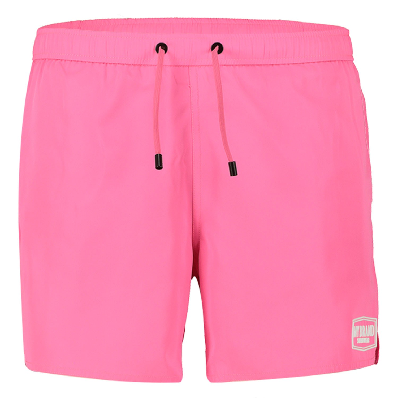 Neon Roze Zwembroek Heren.My Brand Mmbss003 Heren Heren Zwembroek Fluor Roze Bij Coccinelle
