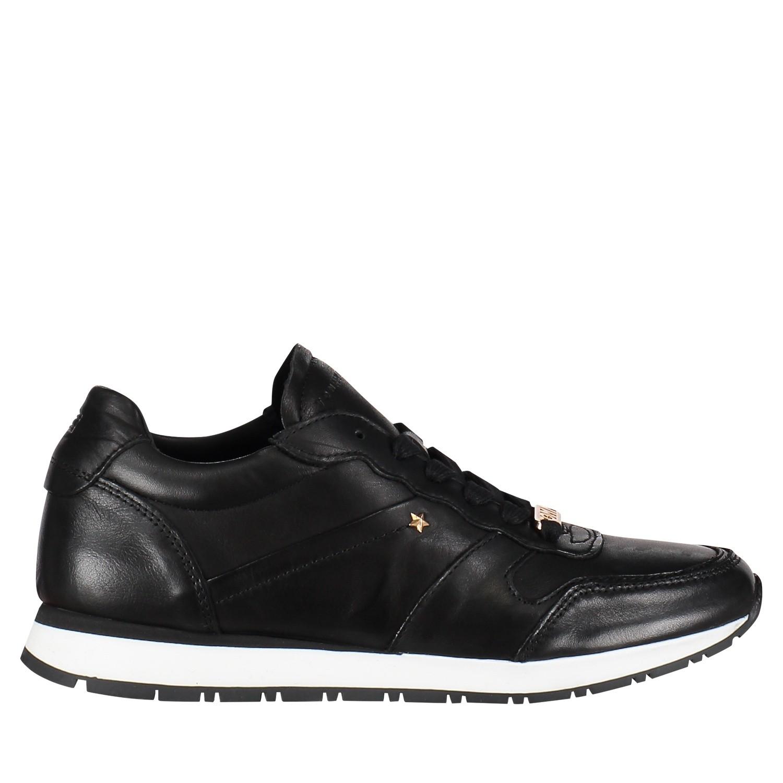 Afbeelding van Tommy Hilfiger FW0FW033851990W8C dames sneakers zwart